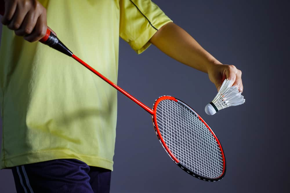 badminton arde grăsime