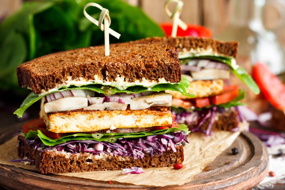 pierderea în greutate sandwich se răspândește cum să pierdeți greutatea în buze